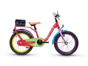 [4013] S'COOL Dětské kolo niXe chalk 16 barevné (od 105 cm)