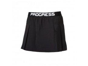 sukně dámská Progress NIA 2v1 černá