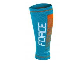 návleky na nohy F COMPRESS, modro-oranžové