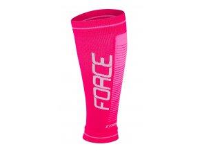návleky na nohy FORCE COMPRESS, růžové