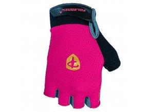 rukavice Poledník EVOGRIP LADY SH růžové