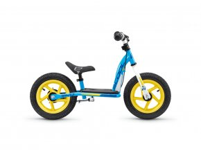 [2021] Dětské odrážedlo pedeX easy 12 modro žluté
