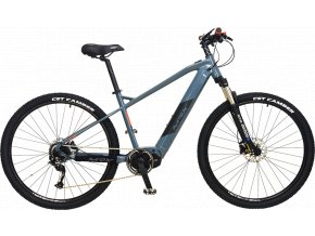 """MTB 29"""" E-Bike eMerix  Altus 1x8  šedo-oranžový"""