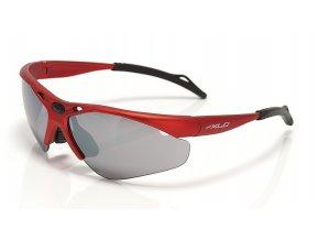 brýle XLC Tahiti červené