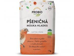 mouka pšeničná hladká PROBIO 1kg exp.07/21