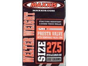 "duše MAXXIS Welter 27.5""x2.20-2.50 (57/64-584) FV/40mm"