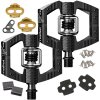 crank brothers mallet e enduro race pedals black black spring 15990 included accessories