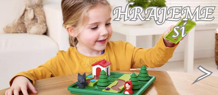 Dětské a společenské hry