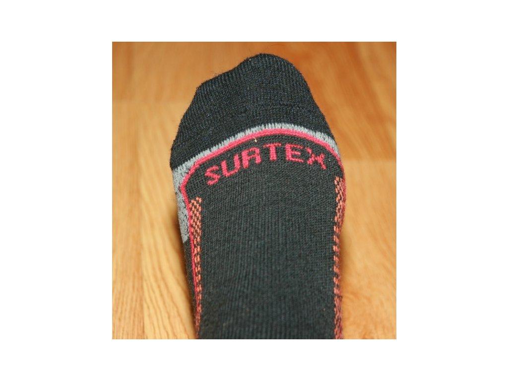 d71c8586aaa Surtex Sportovní ponožky 95% merino - Brouczech.cz