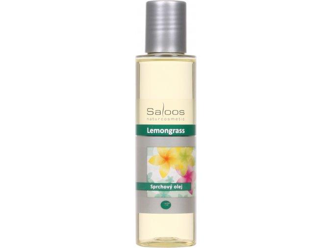 Saloos sprchový olej Lemongrass