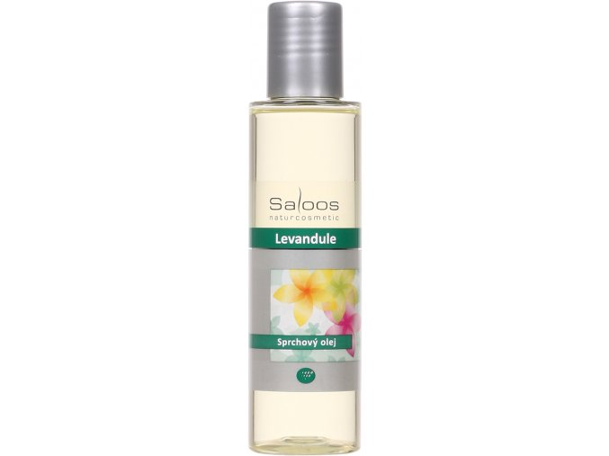 Saloos sprchový olej Levandule