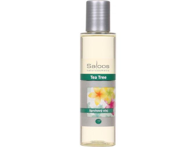 Saloos sprchový olej Tea tree