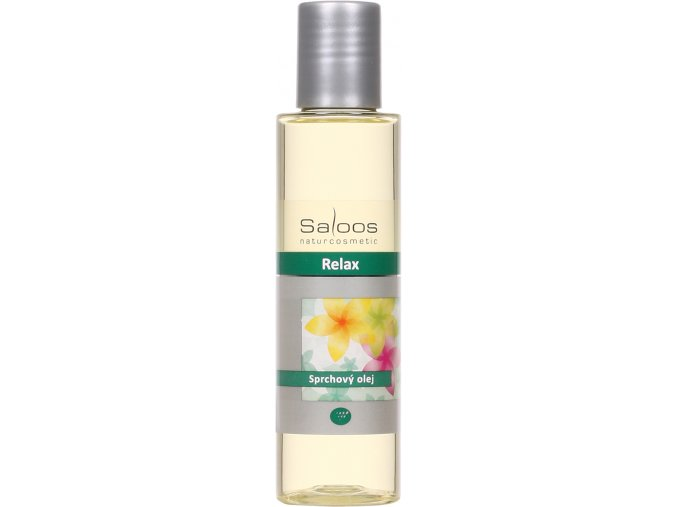 Saloos sprchový olej Relax