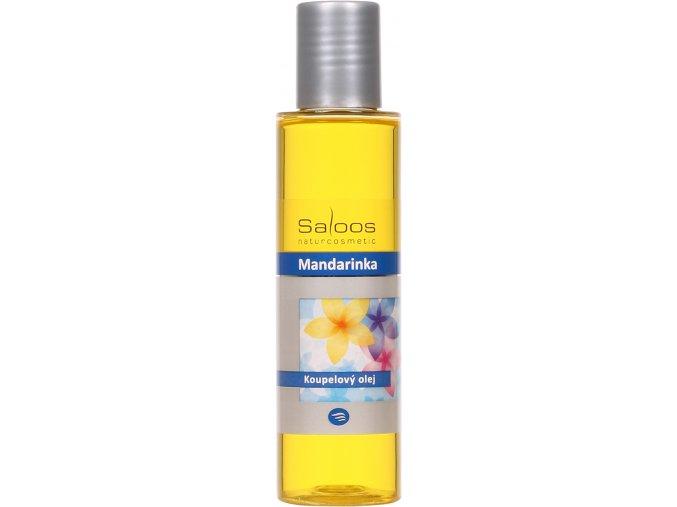 Saloos Koupelový olej Mandarinka