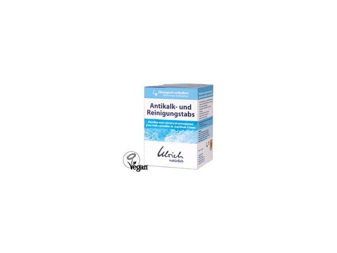 ULRICH Tablety na čištění a odstranění vodního kamene