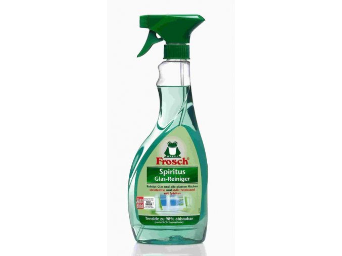 Frosch Spiritus čistič skel 500 ml