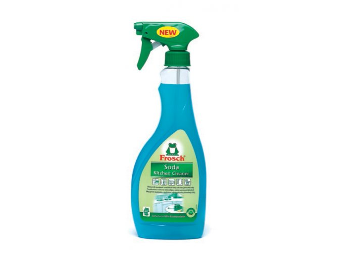 Frosch sprej čistič se sodou 500 ml