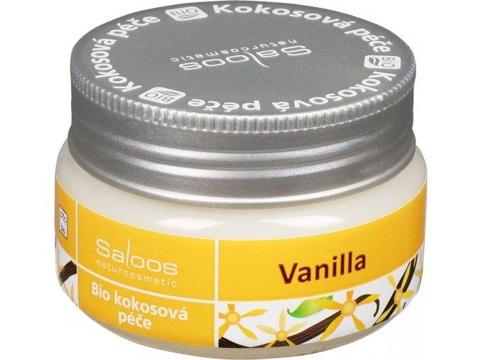 Saloos Bio kokosová péče - vanilla