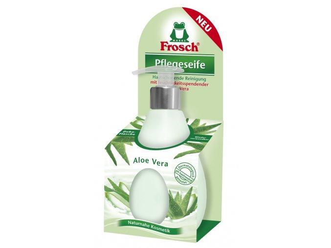 Frosch tekuté mýdlo s dávkovačem 300 ml Aloe Vera