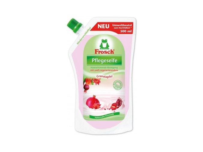 Frosch tekuté mýdlo náplň 500 ml Granátové jablko