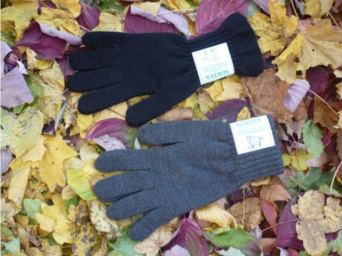 Surtex rukavice 100% vlna