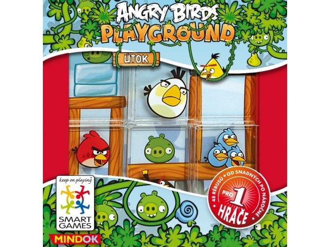 Smart Angry Birds - Útok
