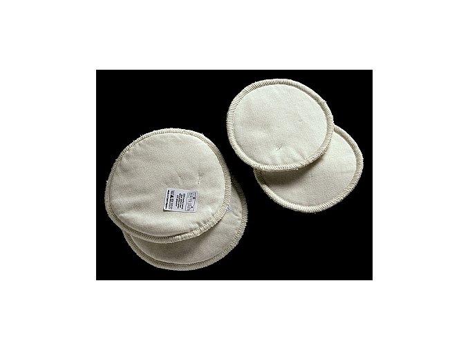 Haipa-daipa Látkové prsní vložky - 1 pár