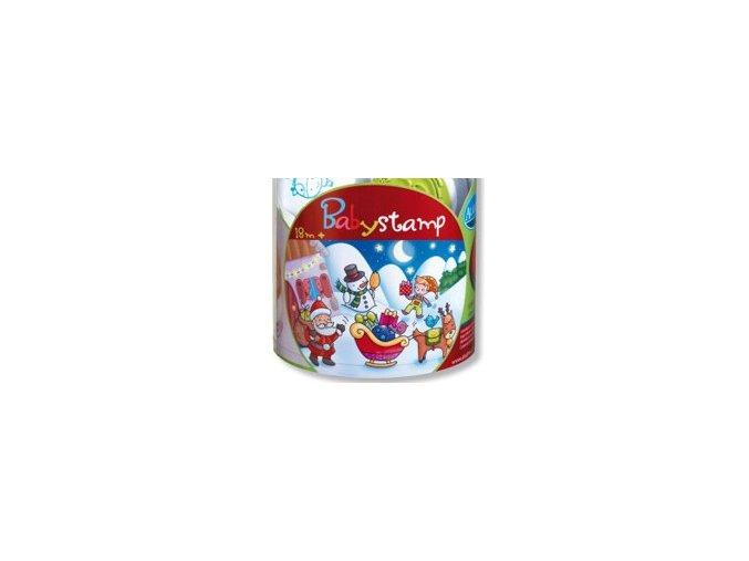 Aladine Babystamp razítka - Vánoce