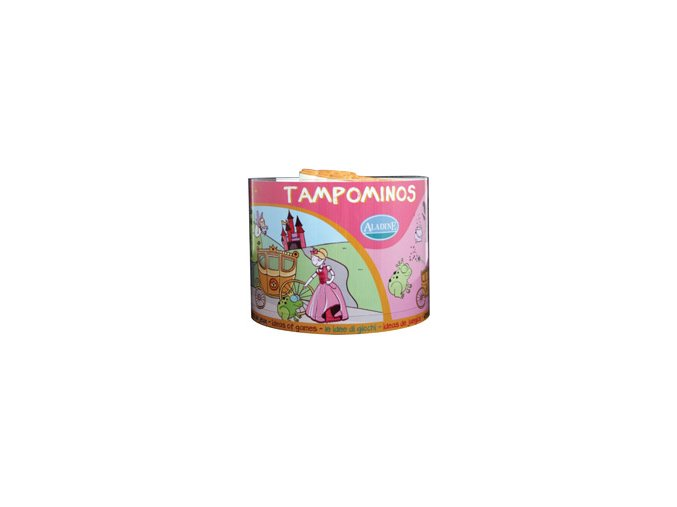 Aladine Tampominos razítka - Pohádkový svět