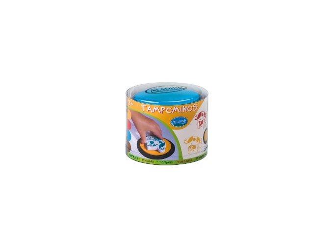 Aladine Tampominos Velké barevné polštářky - Harlekýn