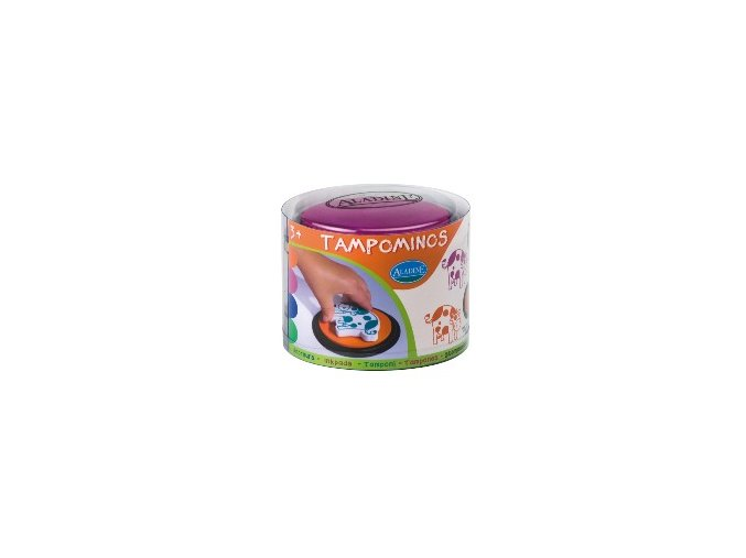 Aladine StampoColors barevné podušky - Karneval