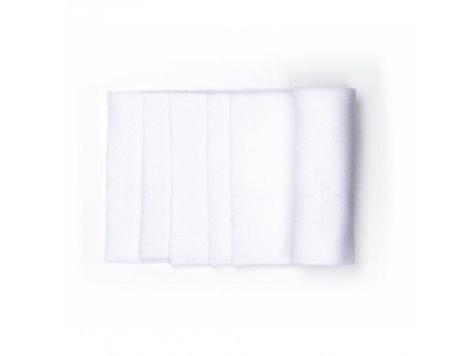 Bamboolik Separační plenky flísové - 5ks