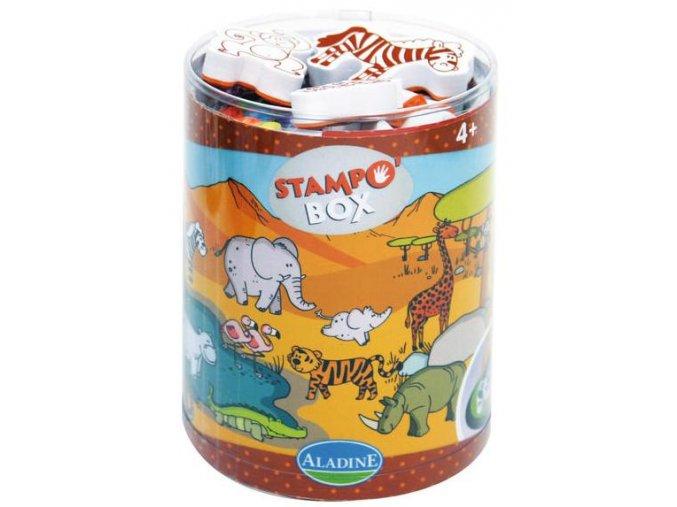 Aladine StampoBox XL - Safari