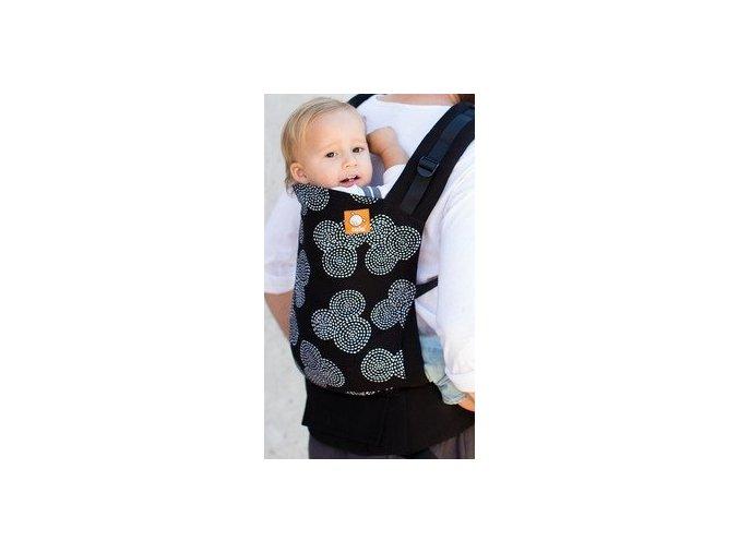 Tula Toddler CONCENTRIC  + 1 pár návleků na nožičky