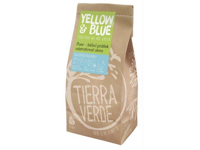 Tierra Verde Bělící prášek PUER