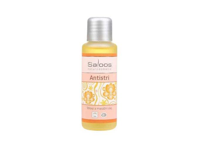 Saloos tělový a masážní olej Antistri