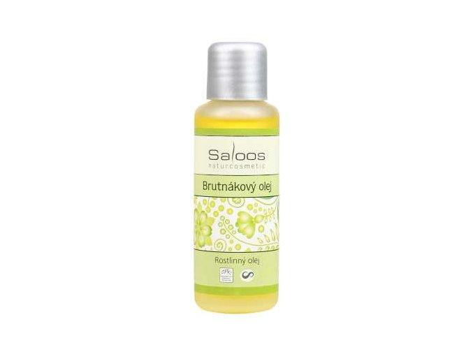 Saloos rostlinný olej Bio Brutnákový olej