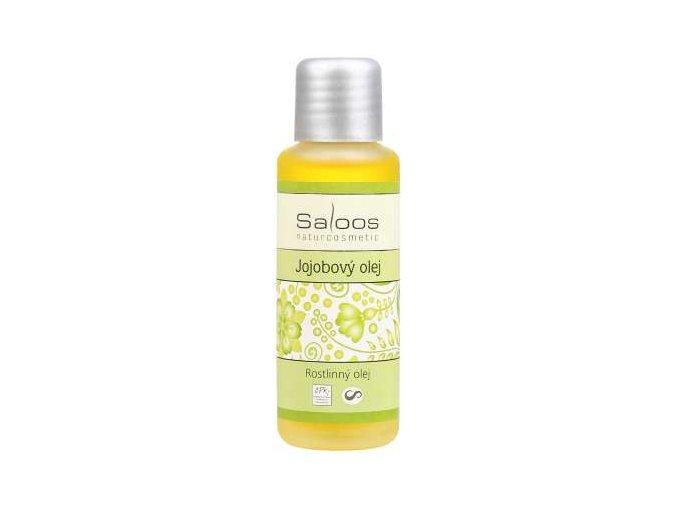 Saloos rostlinný olej Jojobový olej