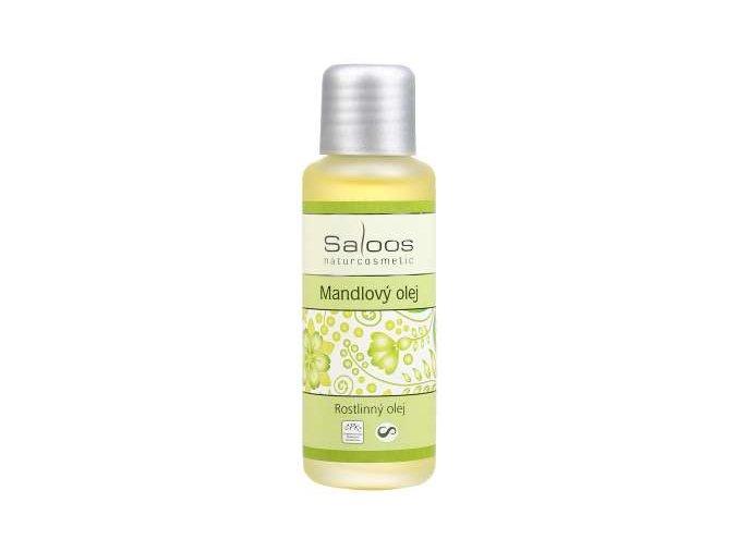 Saloos rostlinný olej Mandlový olej