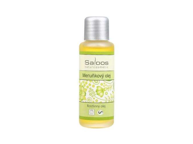 Saloos rostlinný olej Meruňkový olej