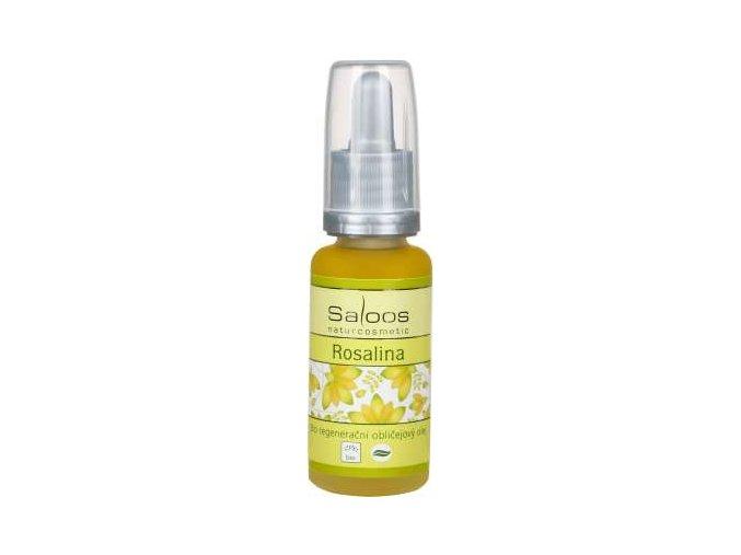 Saloos Regenerační obličejový olej Rosalina