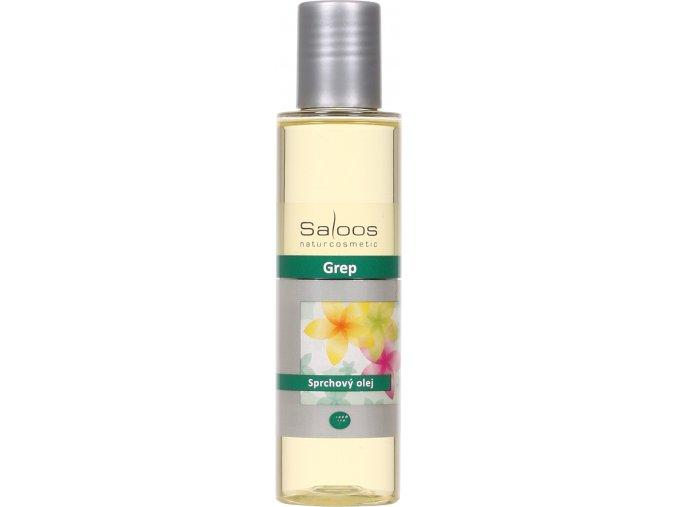 Saloos sprchový olej Grep