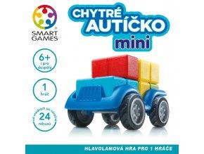 SMART Chytré autíčko mini