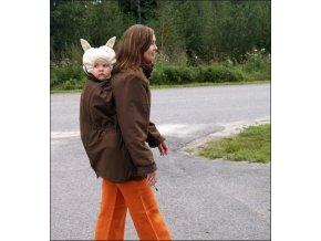 MaM Coat 3v1 zimní bunda