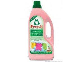 Frosch EKO Prací prostředek color Granátové jablko 1,5 l