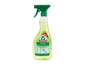 Frosch sprej na koupelny a sprchy citrus 500 ml