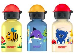 Sigg ekologické lahve série Kids 0,3l