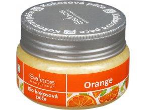 Saloos Bio kokosová péče - orange