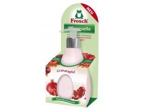 Frosch tekuté mýdlo s dávkovačem 300 ml Granátové jablko