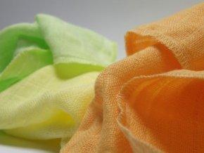 KIKKO®BMB Bambusové ubrousky Colours 30x30cm - 3ks